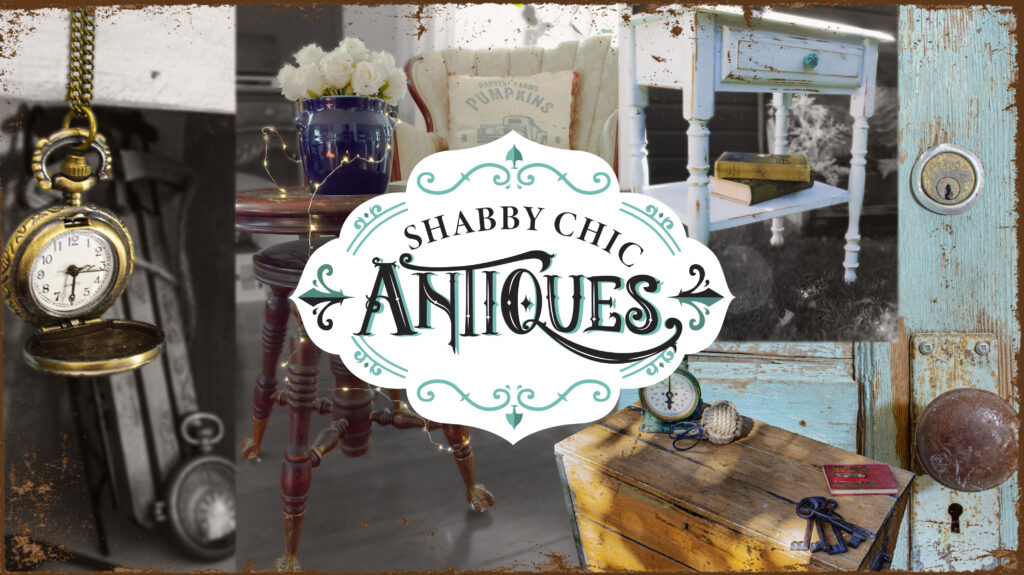 Shabby Chic Antiques refurnishes and resells furniture themed after the 1900's.