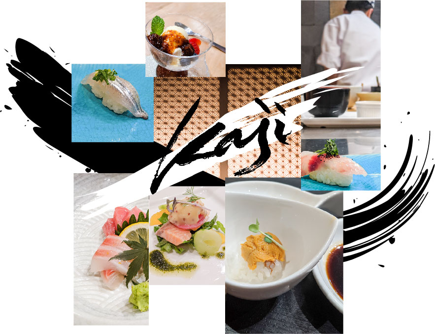 Japanese Cuisine and Sushi Restaurant Kaji in Toronto Ontario. Specializes in Omakase style dining experience.